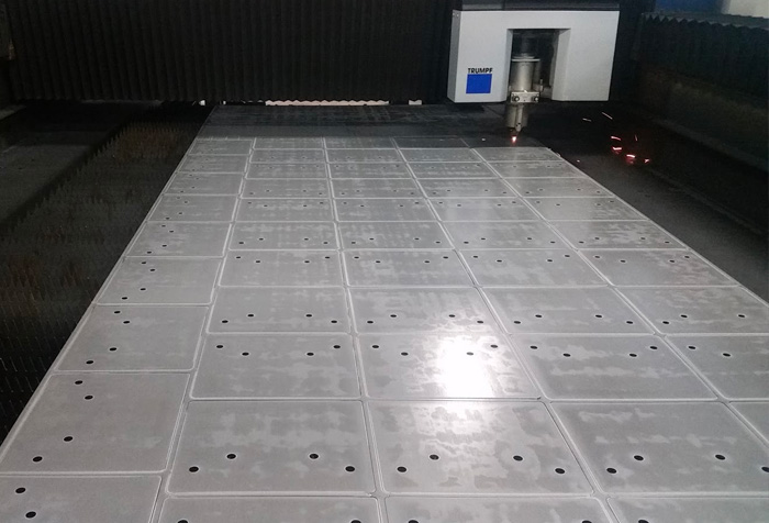 CNC Sheet / Plate Laser Cutting