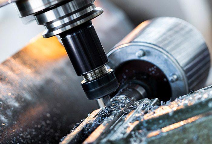 Drilling & Taping Metal Parts